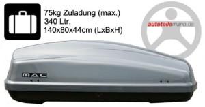 Modula Ciao 340 Dachbox kaufen